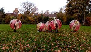 bubble voetbal kearn jongerenwerk singelland burgum